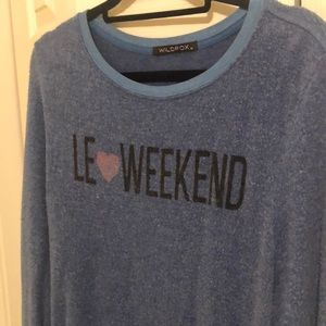 WILDFOX 🖤 Le Weekend Sweater